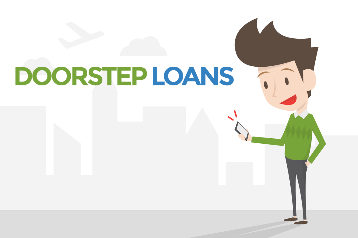 Doorstep Loans  sc 1 st  BadCreditSite & Doorstep Loans - Cash loans for poor credit to your door